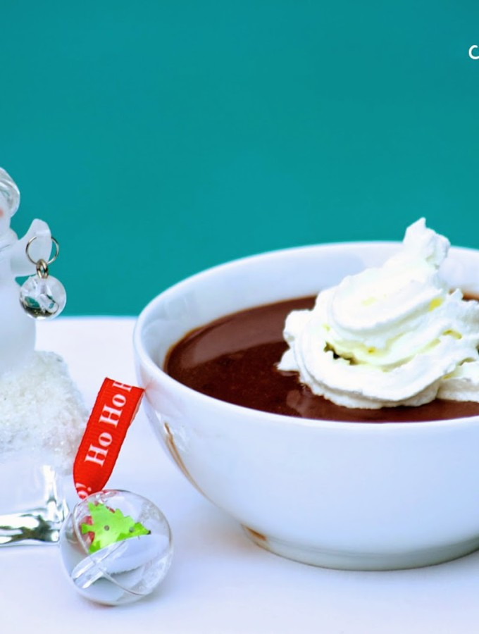 Cioccolata Calda – Italian Hot Chocolate