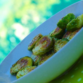 Caramelized Brussels Sprouts