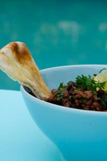 Lebanese Lentil Salad