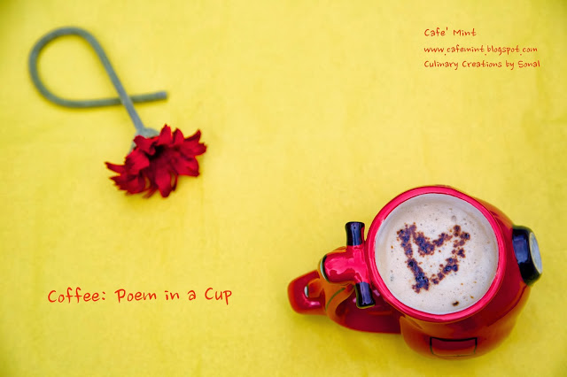 Beaten Coffee: Poem in a Cup
