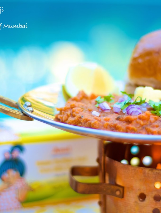 Bombay Pav Bhaji | The Soulful Street Food Of Mumbai