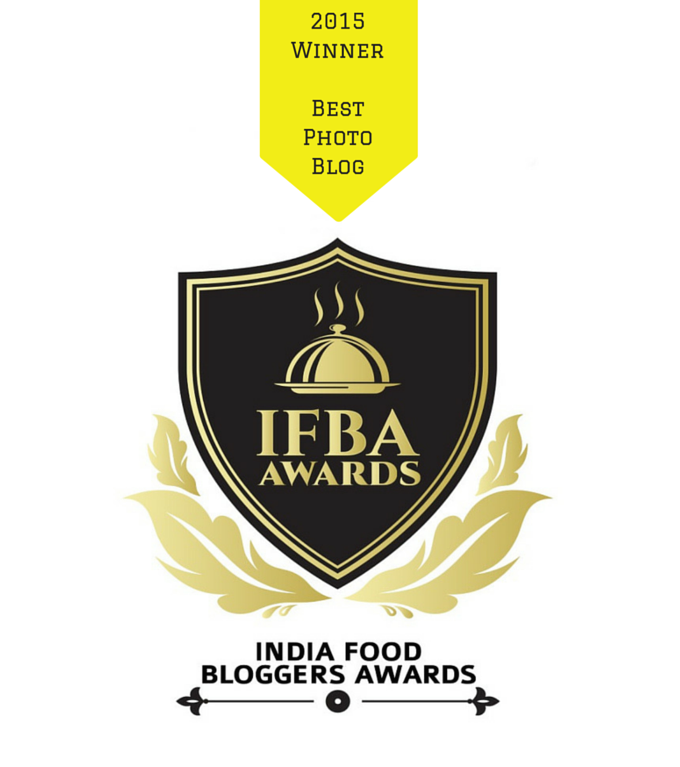 Celebrations | Eat More Art wins the Best Photo Blog Award at IFBA 2015