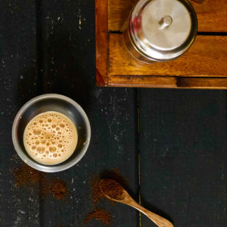 Filter Coffee | South Indian Coffee