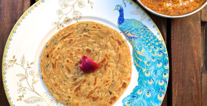 Nargisi Kofta | Lachchha Paratha