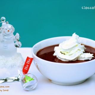 Cioccolata Calda – Italian Hot Chocolate