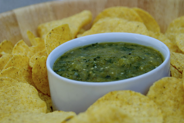 Salsa Verde | Eat More Art