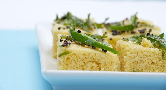 Khaman Dhokla | Eat More Art