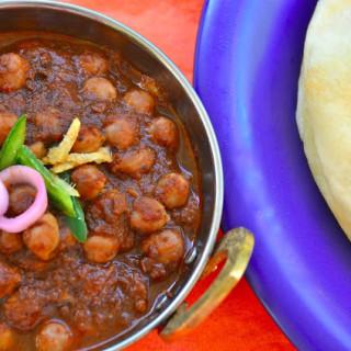 Punjabi Chhole – Bhature