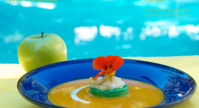 Apple & Carrot Soup