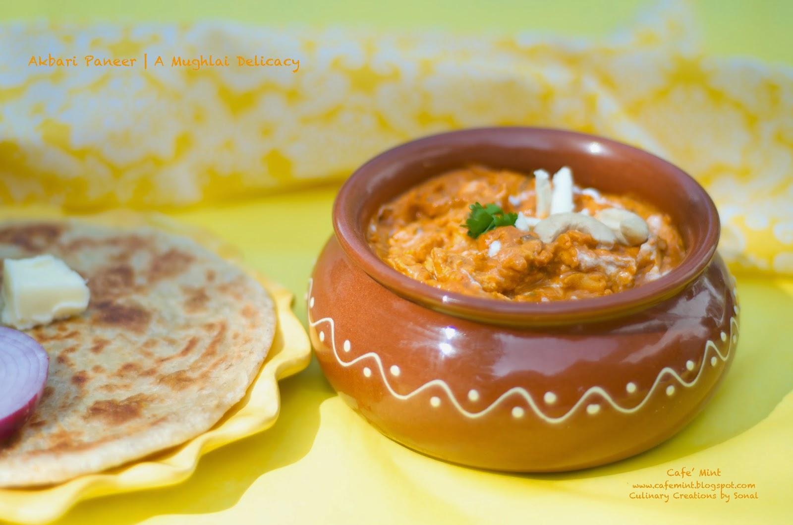 Akbari Paneer | A Mughlai Delicacy | Eat More Art
