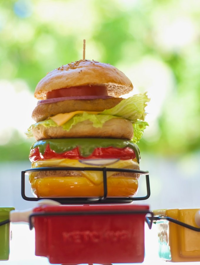 Veggie Burger | McAloo Tikki