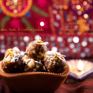 Festive Cheers! | 8 Easy Diwali Mithai & Namkeen Recipes