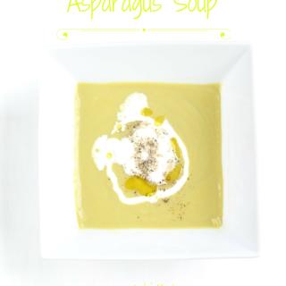 Asparagus Soup 2.0