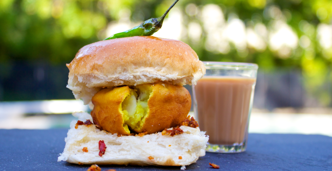 ​Vada Pav | An Ode to the Street Food of Mumbai​