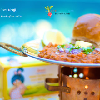 Bombay Pav Bhaji   Soulful Streetfood of Mumbai