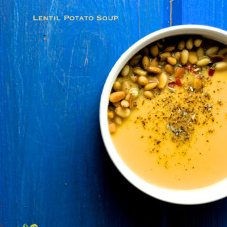 Lentil Potato Soup