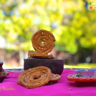 Chakri | Murukku | Happy Diwali, and Go Vote, America!