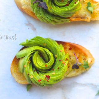 Avocado Toast | Breakfast of the Millennials