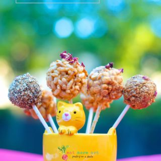 Chikki Pops | Peanut, Gram, Sesame, Amaranth, and Puffed Rice Brittle Pops