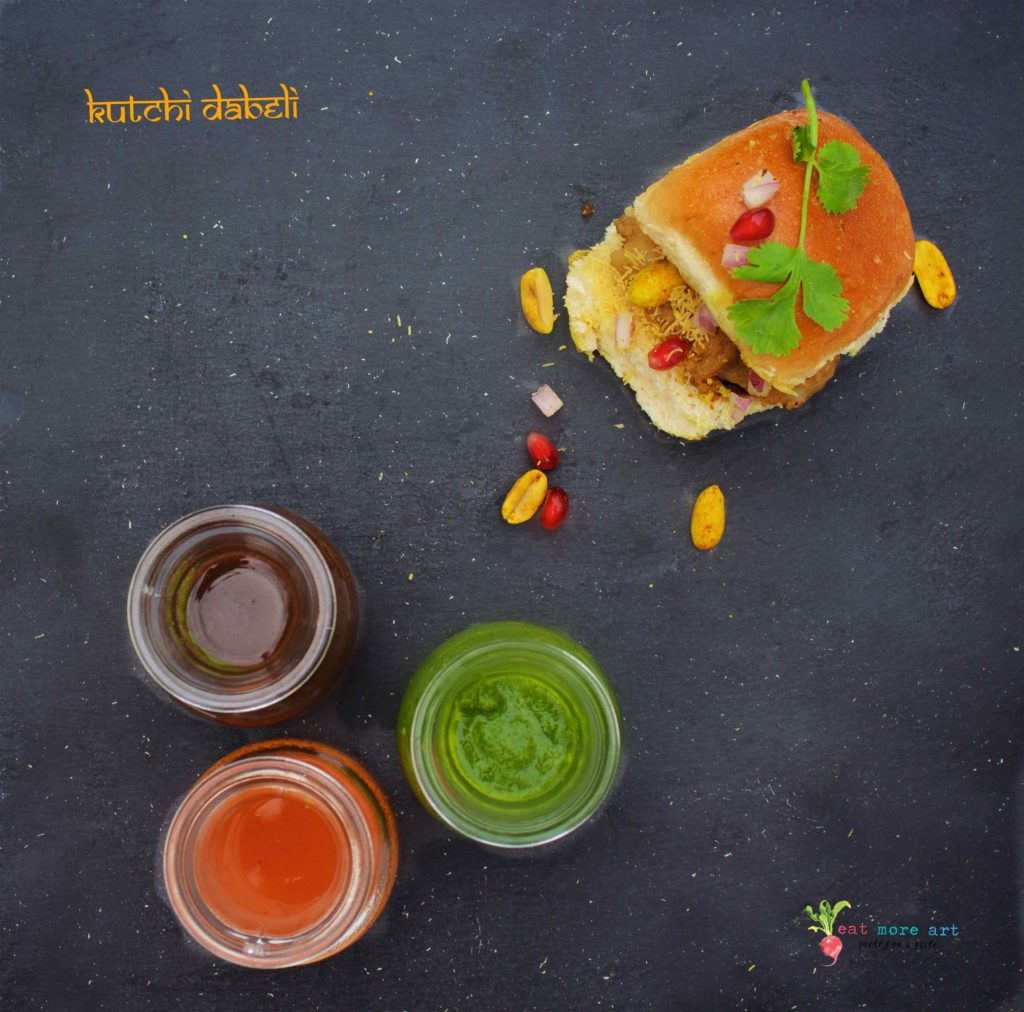 Kutchi Dabeli | Eat More Art