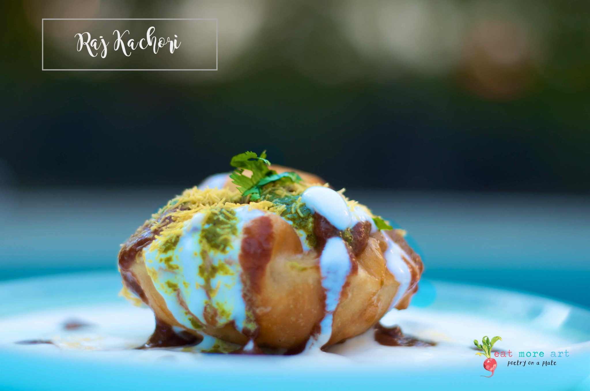 Raj Kachori | Eat More Art