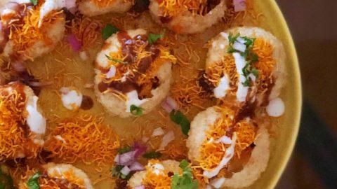Dahi Sev Puri | Video Recipe