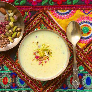 Doodhpak | Kheer | Indian Rice Pudding